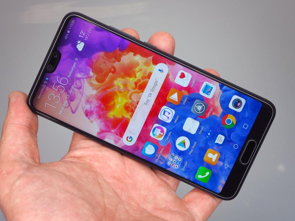 Huawei P20 Black (4)