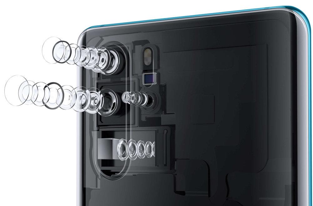 Huawei P30 Pro Lenses