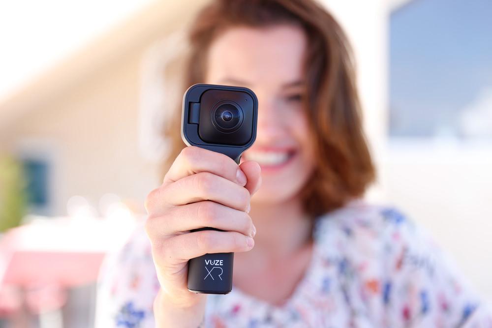 Vuze XR dual camera