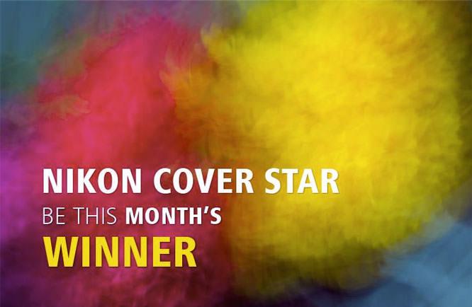 Nikon Cover Star