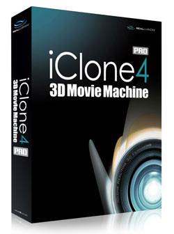 iClone 4 software
