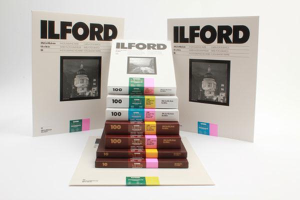 Ilford ILFOBROM GALERIE FB Paper 1627945 B&H Photo Video
