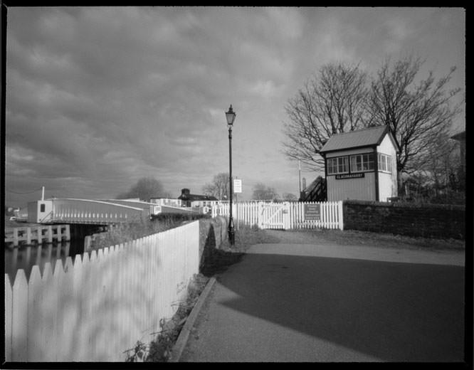 Ilford Obscura 5x4 Pinhole Camera Review