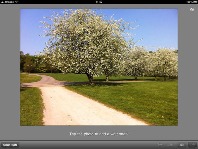 Impression iOS App Screenshot 1