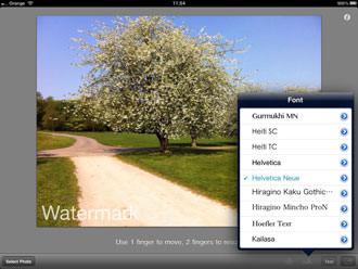 Impression iOS App Screenshot 2