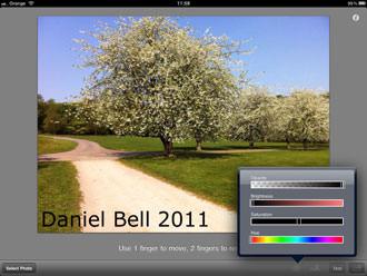 Impression iOS App Screenshot 5
