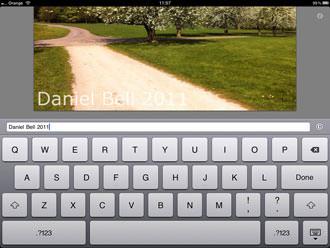 Impression iOS App Screenshot 3