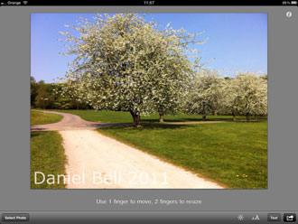 Impression iOS App Screenshot 4