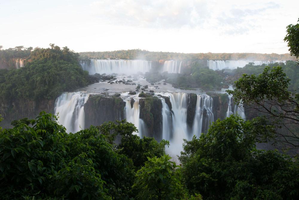 Waterfalls original mid