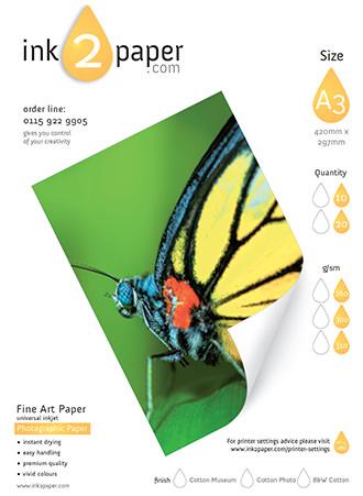 ink2paper - fine art paper
