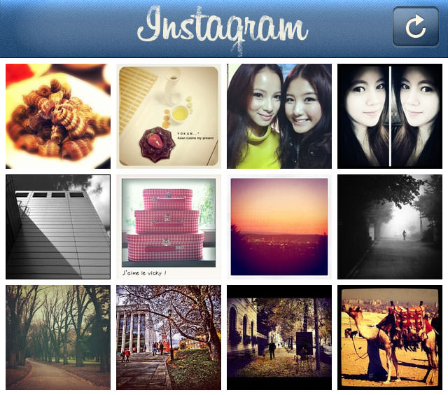 Instagram Version 2 iPhone, iPad and iPod Touch iOS App