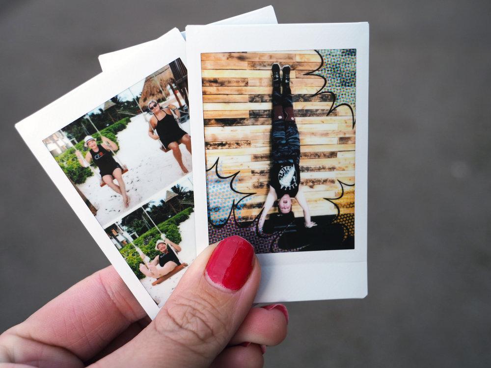 Instax Mini Link Photo Prints
