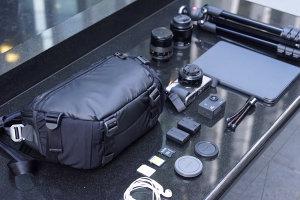 Instinct Backpack Pro Camera Sling Bag Is A 3-In-1 Camera Bag