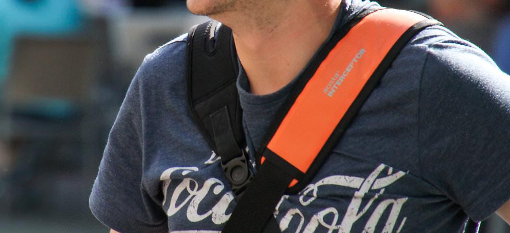 Interceptor Bag Shoulder Strap