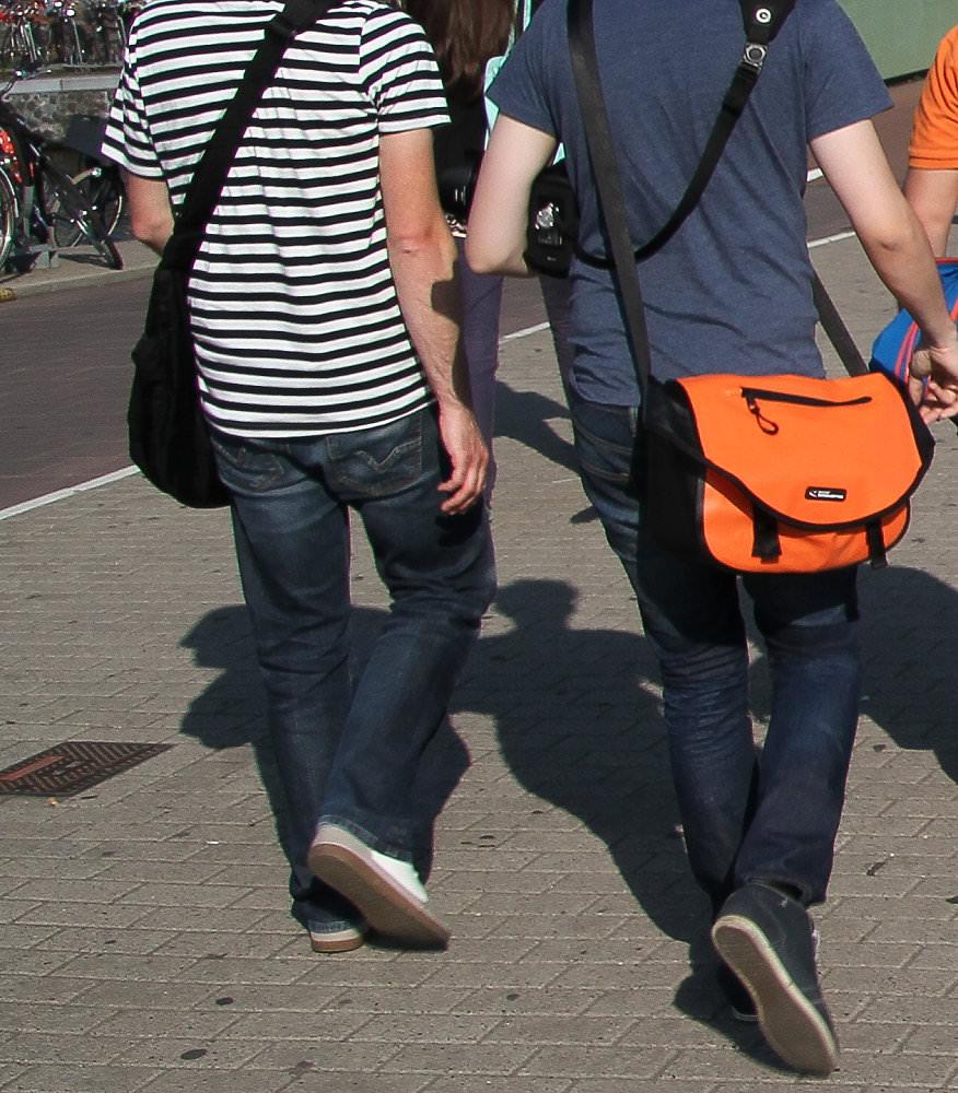 Interceptor Bag Walking