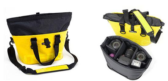 Interceptor Tote bag