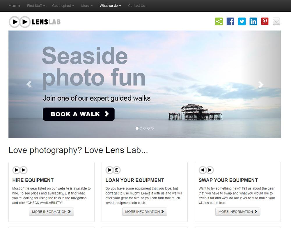 Lens Lab