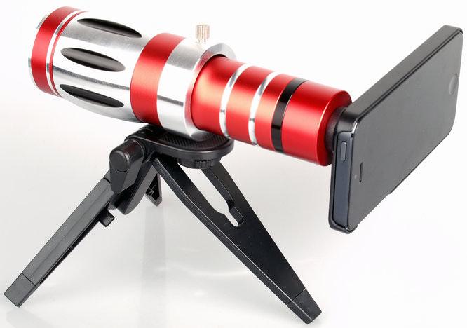 Iphone 20x Telephoto Lens 6