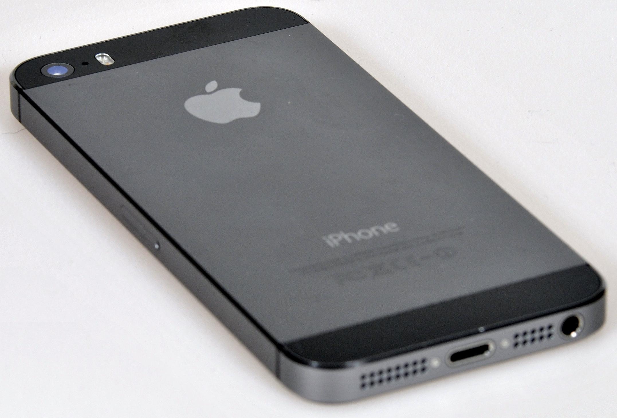 Ap apple iphone 5s space gray 32gb - Apple Iphone 5s 2