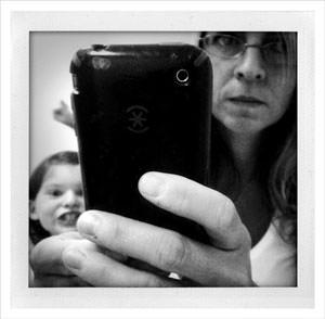 Self Protrait iPhone