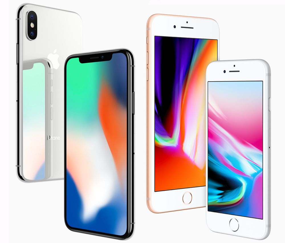 iphone vs smartphone iphone x vs iphone 8 plus which apple smartphone should i 12455