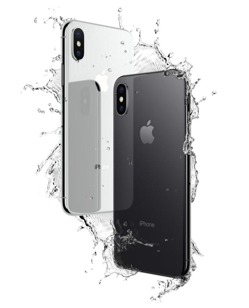 Iphone X Wet
