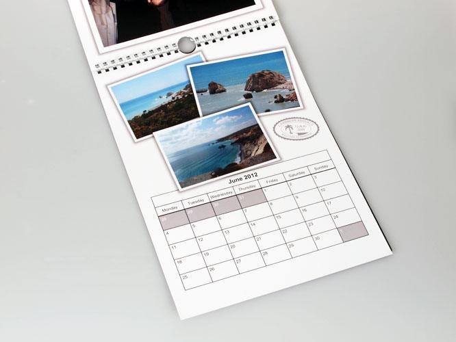 Calendar Insde