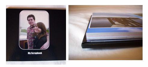 iPrintPhoto photo book