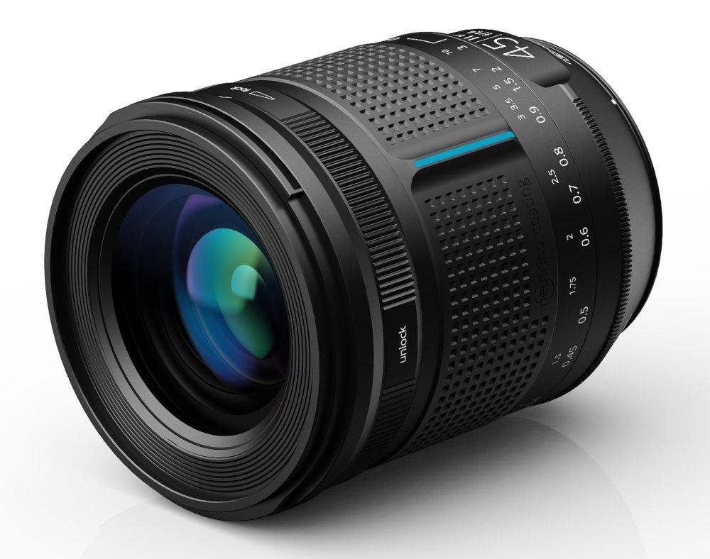 Irix 45 Mm F 1 4 Lens  (1)