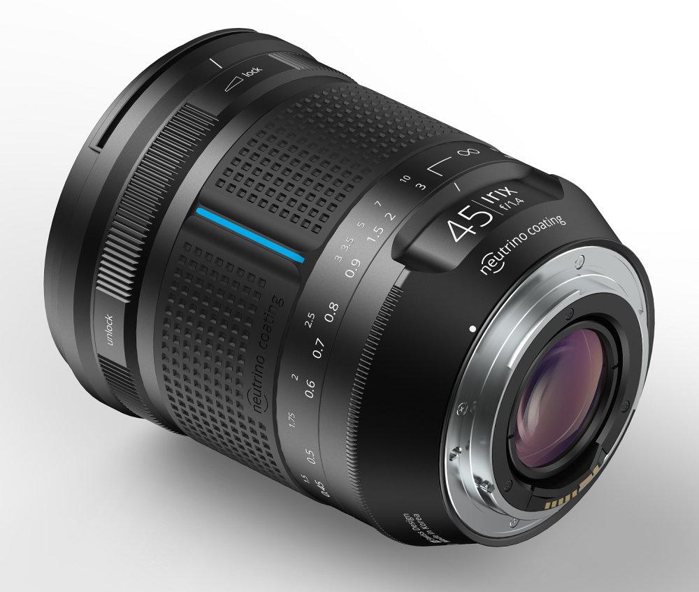 Irix 45 Mm F 1 4 Lens  (3)