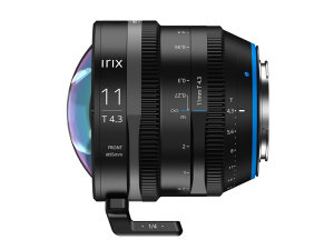 Irix Announce 11mm T4.3 Cine Lens - Pricing Revealed