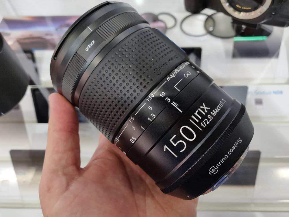 150mm f/2.8 Macro 1:1