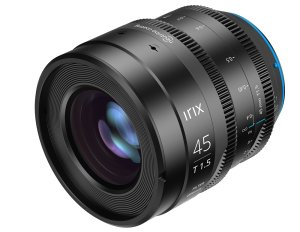Irix Announce Full-Frame Cine 45mm T1.5 Lens