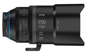 Irix Cine 150mm T3.0 Macro 1:1 Lens