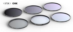 Irix Launch Additional Filter Sizes