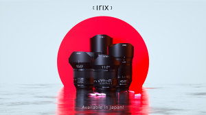 Irix Lenses Now Available In Japan
