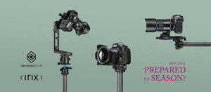 Irix Partner With Genesis Gear To Produce Landscape & Macro Photography Kits