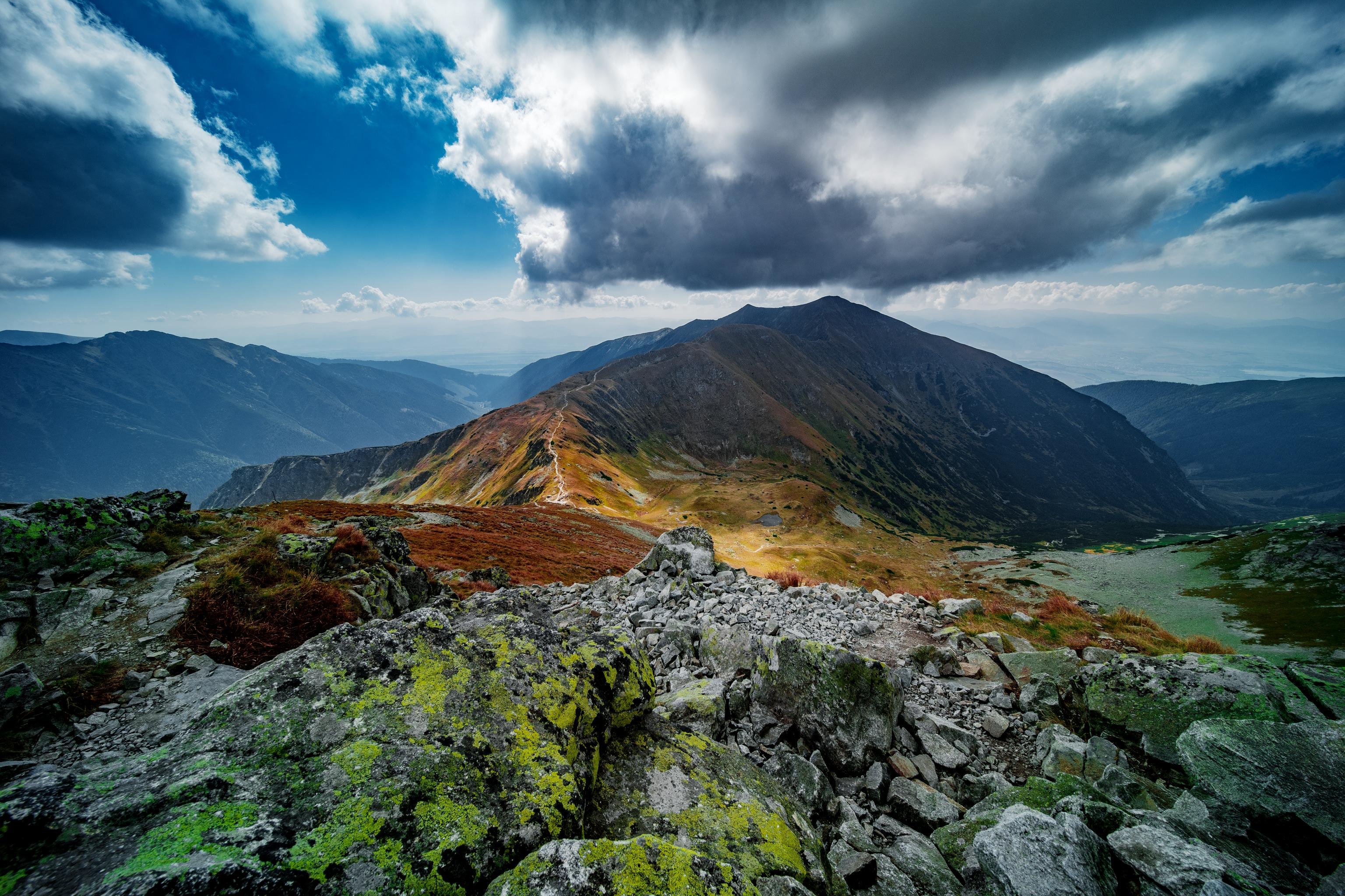 Irix wide landscape