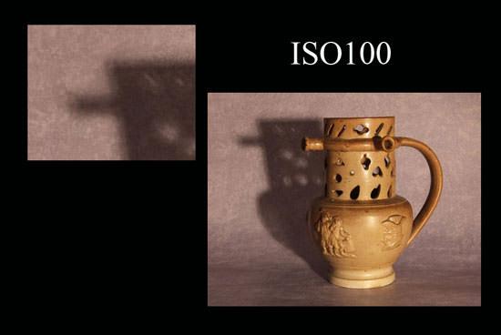 Photo taken at ISO100
