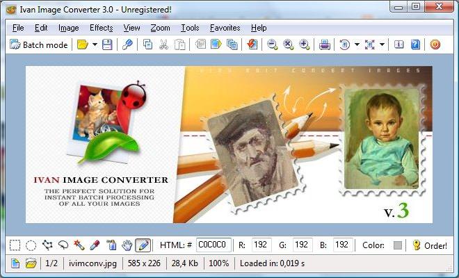 Ivan Image Converter 3.0