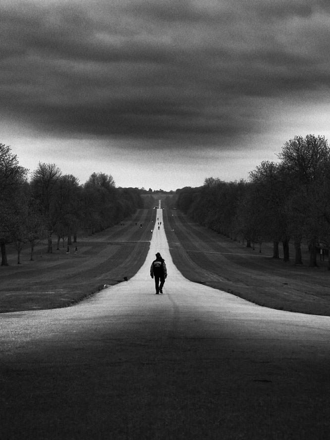 James Harold Black & White Image