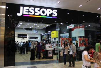 Jessops Stratford Store