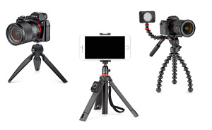 Joby Showcases New Products At Photokina