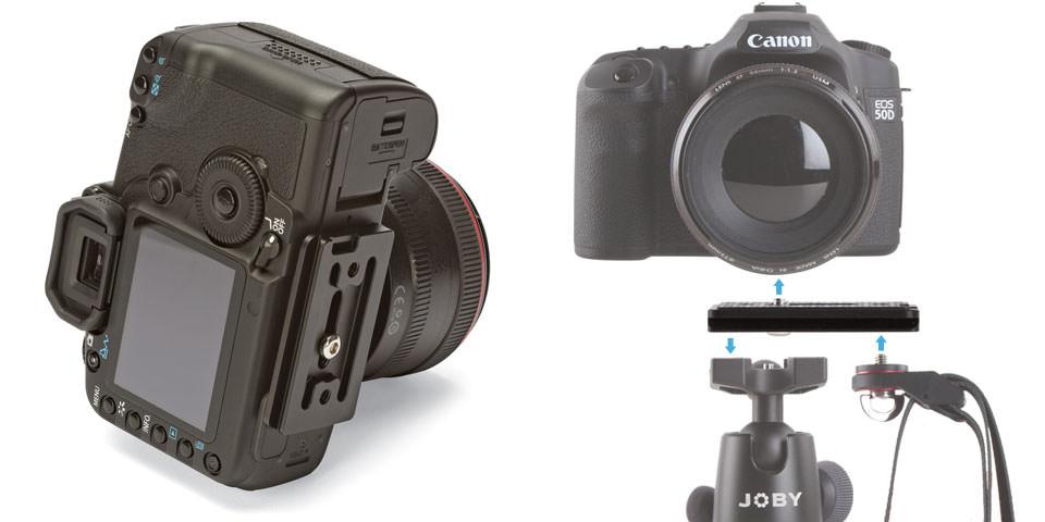 Joby Pro Series 'UltraPlate'