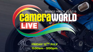 Join CameraWorld At Brands Hatch On 12 July For CameraWorld Live