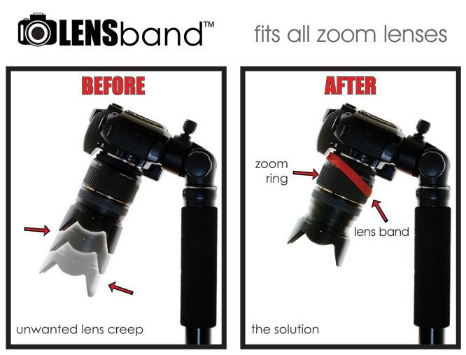 lens band