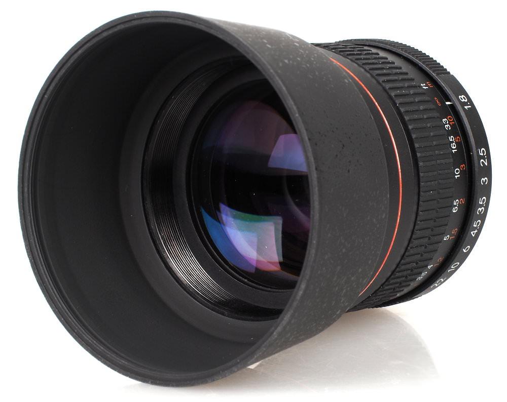 Keilii Kelda 85mm F1 8 Lens (4)