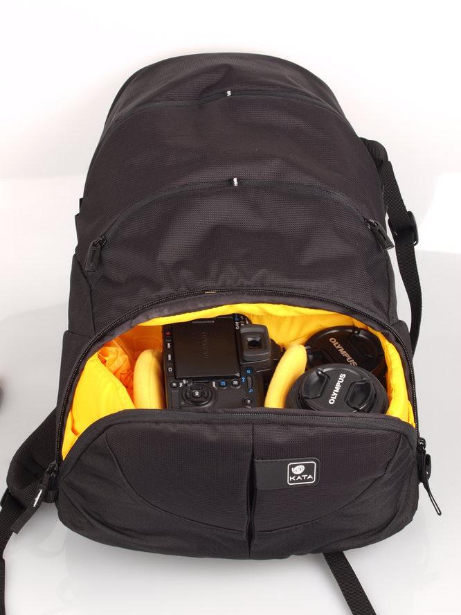 Kata DR 465 DL Equipment Compartment 2
