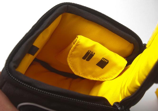 Kata Grip-10 DL inner accessory pocket