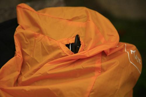 Kata Grip 18 DL Holster Waterproof Hood Eyes